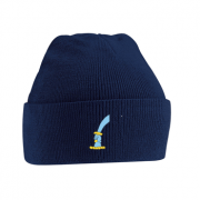St Lawrence and Highland Court CC Navy Beanie