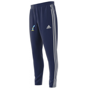St Lawrence and Highland Court CC Adidas Junior Navy Training Pants