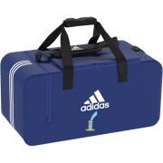 St Lawrence and Highland Court CC Blue Training Holdall