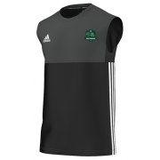 High Farndale CC Adidas Black Training Vest