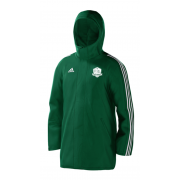 High Farndale CC Green Adidas Stadium Jacket