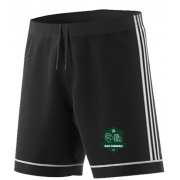 High Farndale CC Adidas Black Training Shorts