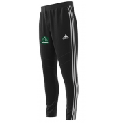 High Farndale CC Adidas Black Training Pants
