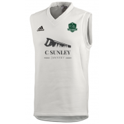 High Farndale CC Adidas Elite Sleeveless Sweater