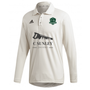 High Farndale CC Adidas Elite Long Sleeve Shirt