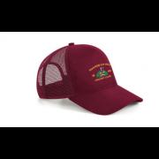 Ruardean Hill CC Maroon Trucker Hat