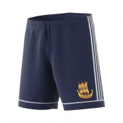 Galleywood CC Adidas Navy Junior Training Shorts