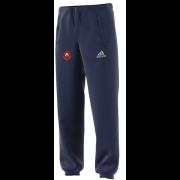 Sturry CC Adidas Navy Sweat Pants