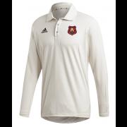 Sturry CC Adidas Elite Long Sleeve Shirt