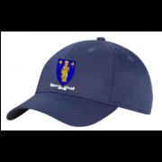 Merthyr CC Navy Baseball Cap