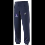 Merthyr CC Adidas Navy Sweat Pants