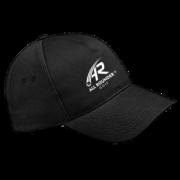 All Rounder Golf Black Baseball Cap