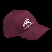 All Rounder Golf Maroon Baseball Cap