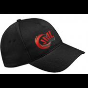 JML Cricket Black Baseball Cap