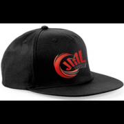JML Cricket Black Snapback Hat