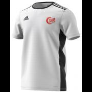 JML Cricket White Junior Training Jersey
