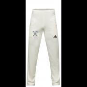 Long Marston CC Adidas Pro Junior Playing Trousers