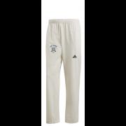 Long Marston CC Adidas Elite Junior Playing Trousers