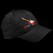 Sultans of Swing Black Baseball Cap
