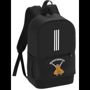 Brandesburton CC Black Training Backpack
