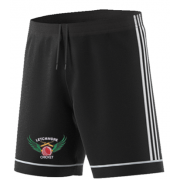 Letchmore CC Adidas Black Training Shorts