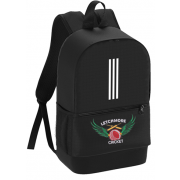Letchmore CC Black Training Backpack
