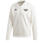 Letchmore CC Adidas Elite Long Sleeve Sweater