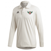 Letchmore CC Adidas Elite Long Sleeve Shirt