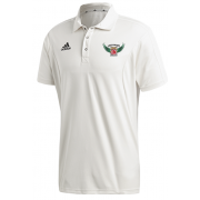 Letchmore CC Adidas Elite Short Sleeve Shirt
