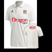 Cardiff CC Adidas Elite Junior Short Sleeve Shirt