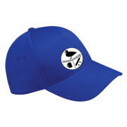 Harborough Taverners CC Royal Blue Baseball Cap