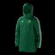 Bawtry Cricket Club Green Adidas Stadium Jacket