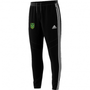Bawtry CC Adidas Black Training Pants