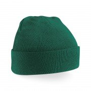Welshpool CC Green Beanie