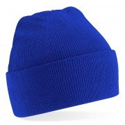 Camp Active Blue Beanie