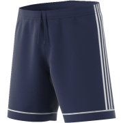 Shepley CC Adidas Navy Junior Training Shorts