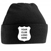 Clayton West CC Adidas Black Beanie
