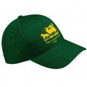 Ripley CC (Surrey) Green Baseball Cap