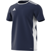 Shepley CC Adidas Navy Junior Training Jersey