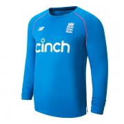2021 New Balance England Replica Long Sleeve Training Shirt