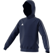 Roundhay Tennis Club Adidas Navy Junior Hoody