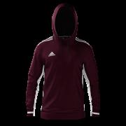 St Cuthberts School Adidas Maroon Hoody