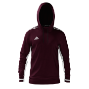 St Crispin & Ryelands CC Adidas Maroon Hoody