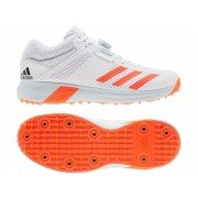 2020 Adidas AdiPower Vector Mid Bowling Cricket Shoes