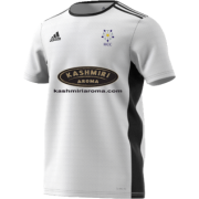 Hoylandswaine CC 1st XI Adidas White Training Jersey