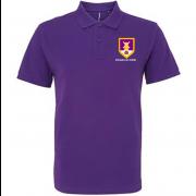 Lytham Hall Park Primary School Purple Polo