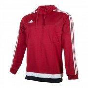 Adidas Tiro 15 Red Training Hoodie