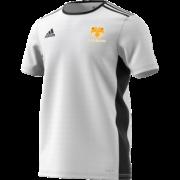 Moseley CC Adidas White Training Jersey