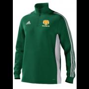Moseley CC Adidas Green Training Top