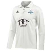 Newcastle City CC Adidas Elite L/S Playing Shirt